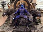 Levill Studio - Marvel Black Panther On Throne [PRE-ORDER] - GK Figure - www.gkfigure.com