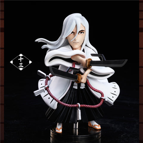 YZ Studio - Bleach Ukitake Jushiro Captain of 13th Division [PRE-ORDER CLOSED]