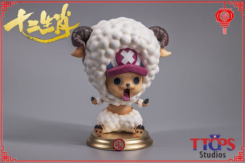 Chopper (Goat Version) [In-Stock] - GK Figure - Premium Resin Figurines, Collectibles, Models & Statues
