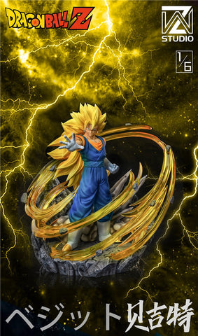 WZ Studio - Super Saiyan 3 Vegetto [PRE-ORDER]