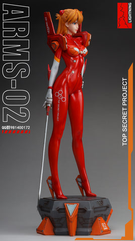 Neon Genesis Evangelion: Asuka Langley Soryu [PreOrder - CLOSED] - GK Figure - Premium Resin Figurines, Collectibles, Models & Statues