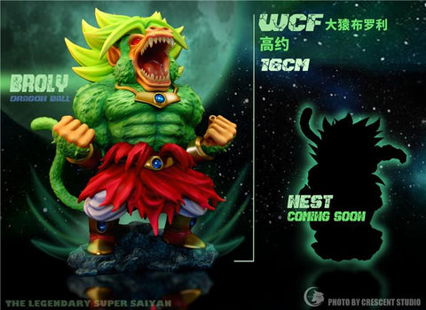 Crescent Studio - Dragon Ball Broly The Legendary Super Saiyan [PRE-ORDER] - GK Figure - www.gkfigure.com