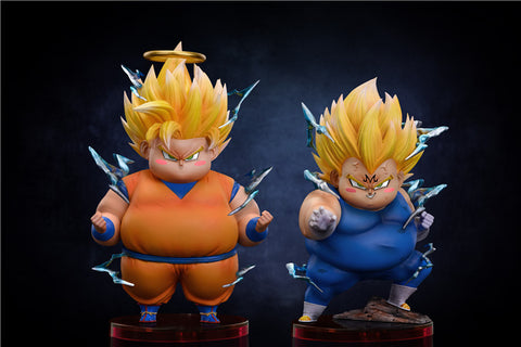 G5 Studios - Dragon Ball Fatty Series Goku And Vegeta [PRE-ORDER]