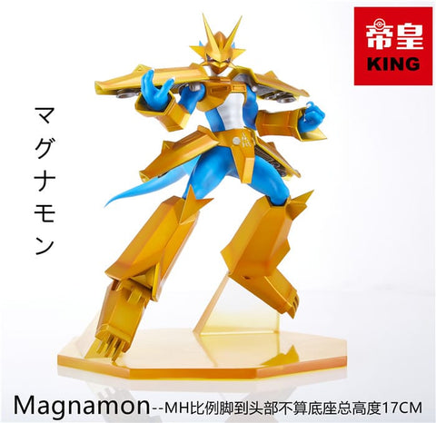 KING Studio - Digimon Magnamon [PRE-ORDER]