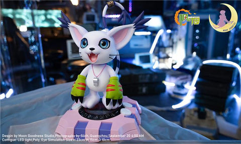Moon Goodness Studio - Gatomon (Tailmon) [PRE-ORDER]