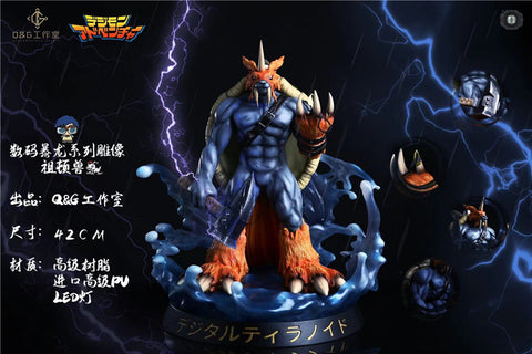 Q&G Studio - Digimon Ultimate Series Zudomon [PRE-ORDER]