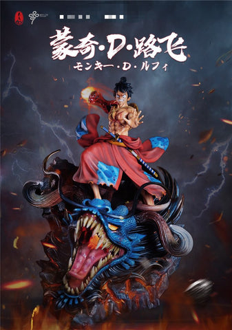 LC Studio - Luffy And Kaido [PRE-ORDER]