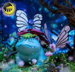 Moon Shadow Studios - Pokemon Venusaur And Butterfree [PRE-ORDER]