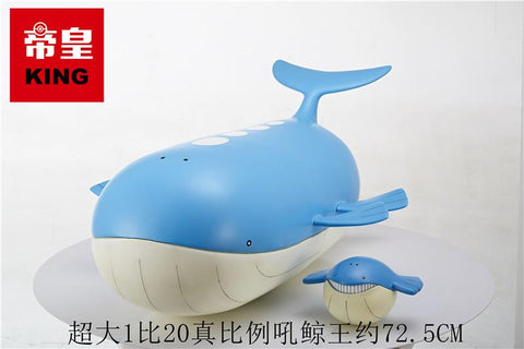 KING Studio - Wailmer and Wailord - 1/20 Pokemon [PRE-ORDER] - GK Figure - www.gkfigure.com