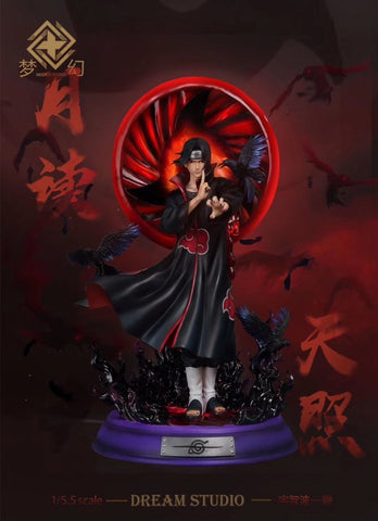 Dream Studio - Uchiha Itachi - Tsukuyomi [In-Stock] - GK Figure - www.gkfigure.com