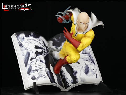 Legendary Book - One Punch Man Saitama [PRE-ORDER CLOSED]