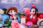SKR Studio - One Piece Baby Luffy And Baby Boa Hancock [PRE-ORDER]