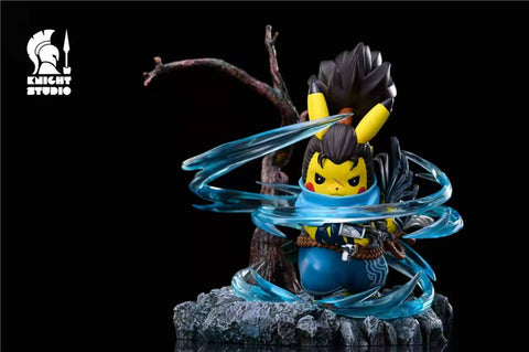 Knight Studio - Pokemon Pikachu Cosplay Swordsmen [PRE-ORDER]