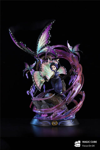 Magic Cube Studio - Demon Slayer Kimetsu no Yaiba Insect Pillar Shinobu Kocho [IN-STOCK] - GK Figure - www.gkfigure.com