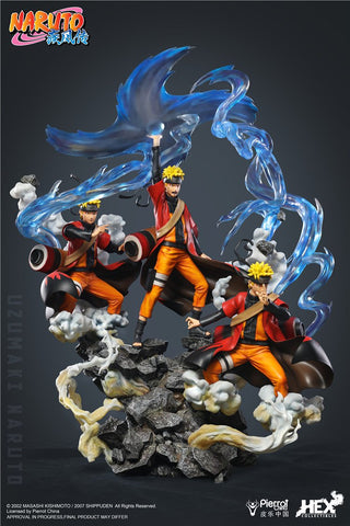 HEX Collectibles - Uzumaki Naruto (Licensed) [PRE-ORDER CLOSED]