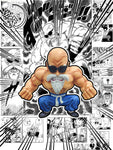 Master Roshi (Muscle Version) [PreOrder - CLOSED] - GK Figure - Premium Resin Figurines, Collectibles, Models & Statues