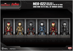 Beast Kingdom - Marvel Ironman Hall of Armor Series [PRE-ORDER] - GK Figure - www.gkfigure.com