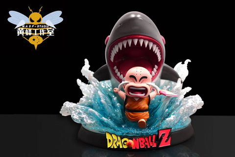 Wasp Studio - Crying Krillin [In-Stock] - GK Figure - www.gkfigure.com