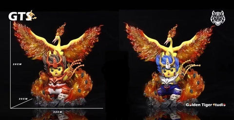 Golden Tiger Studio - Pokemon Pikachu Cosplay Phoenix Ikki [PRE-ORDER CLOSED]