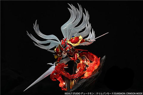 Kidult Studio - Digimon Dukemon Crimson Mode [PRE-ORDER]