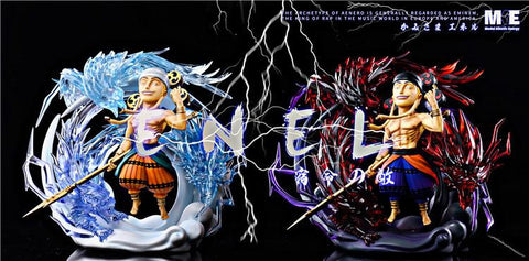Model Kinetic Evergy - Enel [PRE-ORDER] - GK Figure - www.gkfigure.com