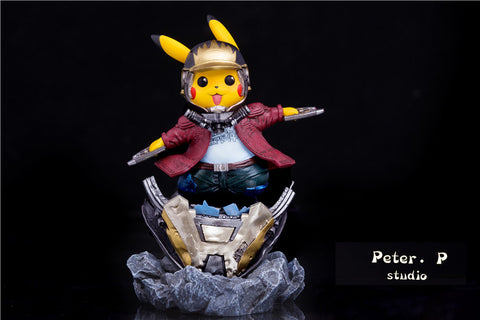 Pikachu cosplay Star Lord [PreOrder] - GK Figure