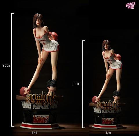 Girl Maker Studio - Slam Dunk Akagi Haruko [PRE-ORDER]