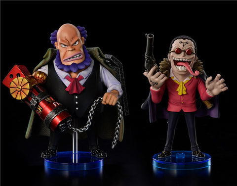 A+ Studio - One Piece Fire Tank Pirates Vito And Gotti [PRE-ORDER]