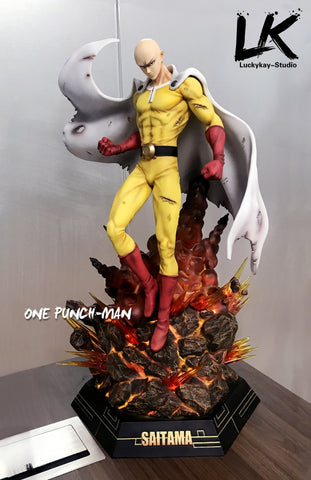 Luckykay Studio - One Punch Man - Saitama [PreOrder - CLOSED] - GK Figure - www.gkfigure.com
