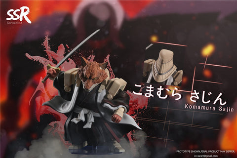 SSR Studio - Bleach Sajin Komamura - Captain of the 7th Division [PreOrder] - GK Figure - www.gkfigure.com