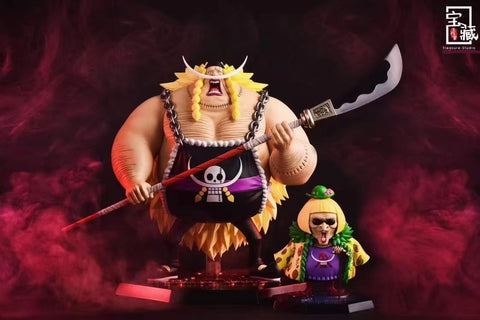 Treasure Studio - One Piece Edward Weevil and Bakkin [PRE-ORDER]