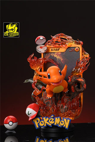 PM Studio - Charmander Pokemon Card [PRE-ORDER]