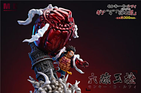 Model Kinetic Energy Workshop MKE - Luffy Gear Fourth [PRE-ORDER]