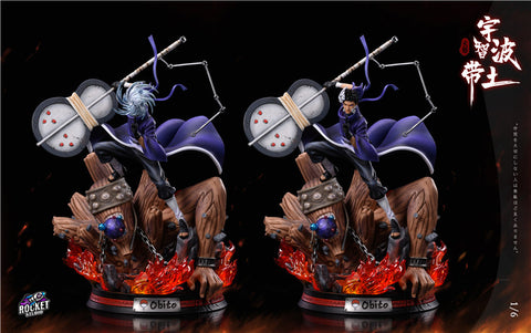 Rocket Studio - Naruto Uchiha Obito [PRE-ORDER CLOSED]