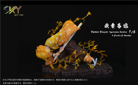 Sky Top Studio - Demon Slayer Thunder Breathing Agatsuma Zenitsu [PRE-ORDER]