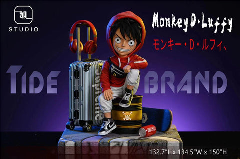 Jia Yi Studio - One Piece Straw Hat Pirates Luffy [PRE-ORDER]