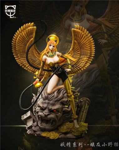 AL Studio - Nami - The Egyptian Cat [PreOrder - CLOSED] - GK Figure - www.gkfigure.com