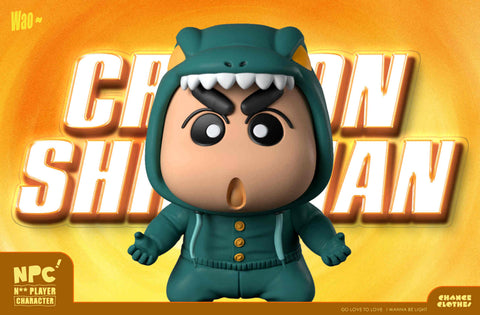 NPC Studio - Crayon Shinchan [PRE-ORDER CLOSED]
