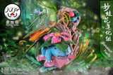 Venusaur Evolution Series [PreOrder - CLOSED] - GK Figure - Premium Resin Figurines, Collectibles, Models & Statues