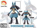 Pokemon Dream Studio - Riolu and Lucario - 1/20 Pokemon [PRE-ORDER] - GK Figure - www.gkfigure.com