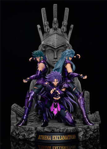 AS Studio - Saint Seiya Athena Exclamation [PRE-ORDER]