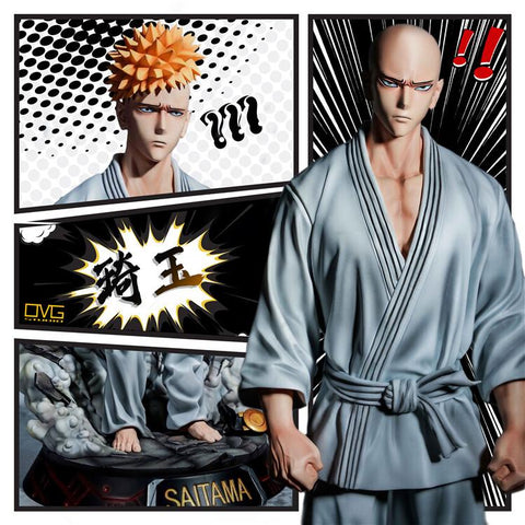 OMG Studio - One Punch Man - Saitama [PRE-ORDER CLOSED] - GK Figure - www.gkfigure.com