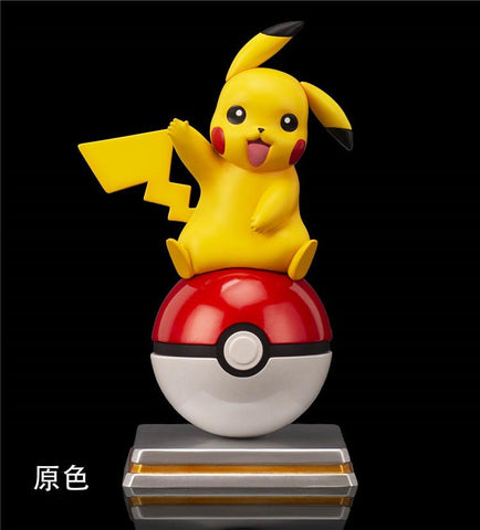 Pikachu and the Pokeball [PreOrder - CLOSED]