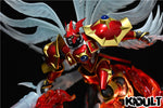 Kidult Studio - Digimon Dukemon Crimson Mode [PRE-ORDER CLOSED]