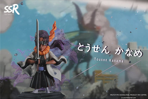 SSR Studio - Bleach Kaname Tosen - Captain of the 9th Division [PreOrder] - GK Figure - www.gkfigure.com
