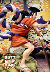 Butt & Milos Studio - One Piece Kozuki Family Kozuki Oden [PRE-ORDER CLOSED]