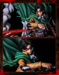 LC Studio - Attack on Titan: Levi Ackerman [PRE-ORDER CLOSED] - GK Figure - www.gkfigure.com