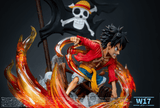 W-17 Studios - Monkey D. Luffy [IN-STOCK] - GK Figure - www.gkfigure.com