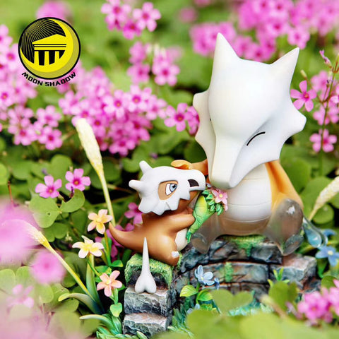 Cubone and Marowak [PreOrder] - GK Figure - Premium Resin Figurines, Collectibles, Models & Statues