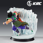 Broly VS Goku [PreOrder - CLOSED] - GK Figure - Premium Resin Figurines, Collectibles, Models & Statues